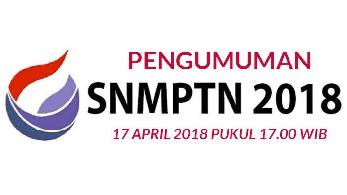 Ini Daftar Nama Siswa yang Lolos SNMPTN 2018